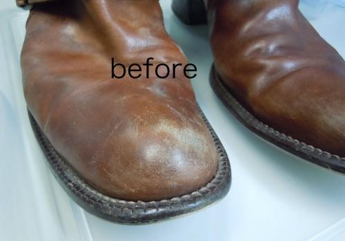 ブーツ クリーニング&メンテナンス